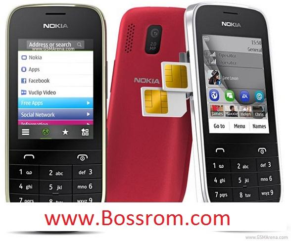 Nokia Asha 202 rm834 latest bangla flash file