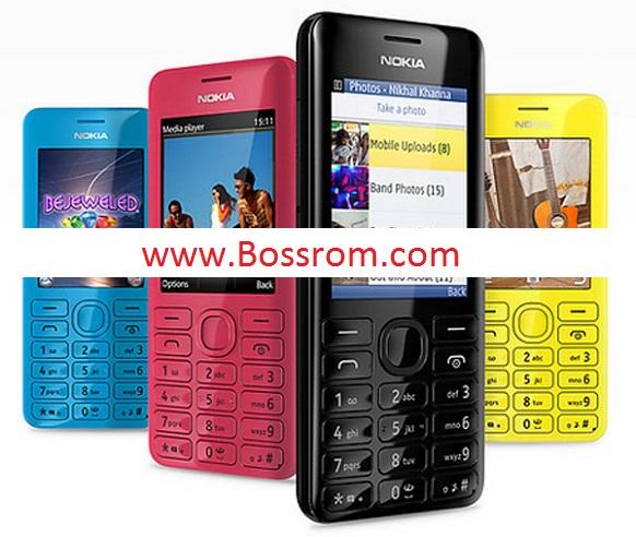 Nokia Asha 206 rm872 all version flash file
