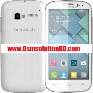 Alcatel One Touch 7041D MT6582 Official firmware 100% tested