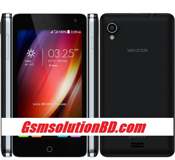 Walton Primo F4 4.2.2 Official firmware Download