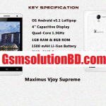 Maximus Vjoy Supreme Official Pac firmware Download