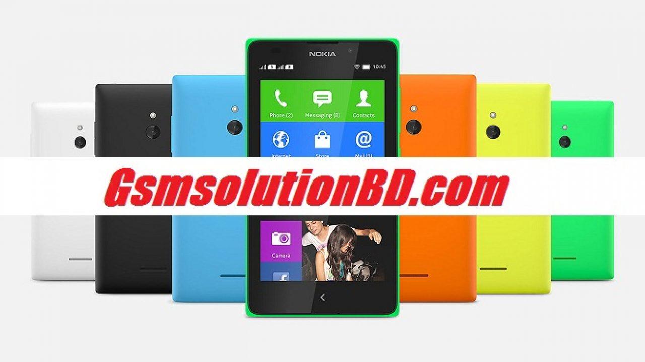 Nokia xl flashing