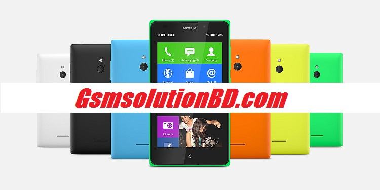 Nokia XL MT6582 Official firmware 100% Tested Free Download