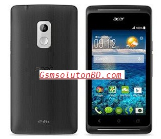 Acer Liquid Z205 Mt6572 4.4.2 firmware 100% tested