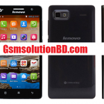 Lenovo A708T official firmware Download