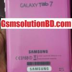 Galaxy Tab 7 Mt6572 M706-MB-V4.0 100% tested firmware