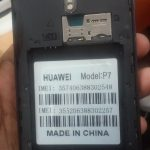 Huawei P7 Mt6571 4.4.2 firmware 100% tested