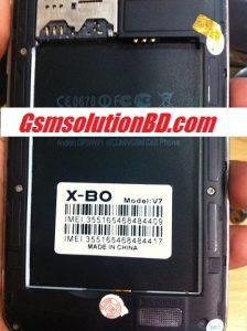Sony X-Bo v7