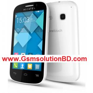Alcatel 4033E MT6572 4 2 2 firmware ( flash file ) 100% tested