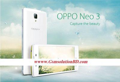 Oppo Neo 3 R831k Stock Rom Firmware Download