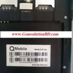 Qmobile A10 Lite MT6577 4.1.2 Rom Firmware ( flash File )