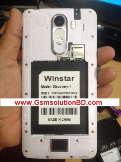 Winstar Discovery 1 MT6572 4.4.2 firmware ( flash file ) 100% tested