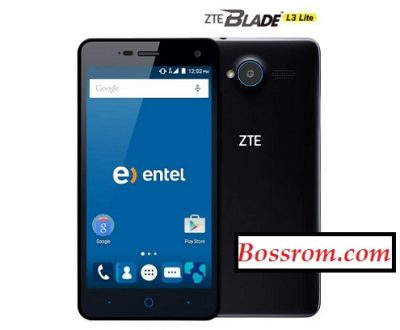 Zte Blade L3 Lite  MT6572 5.1 Rom firmware (flash File) 100% Tested
