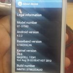 Samsung S7582 MT6575 4.2.2 Rom firmware (flash file) 100% Tested