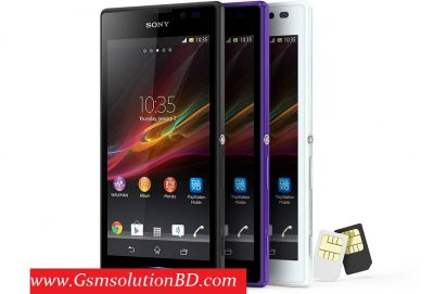 Sony Xperia C (C2305) 4.0.4 firmware flash file Download