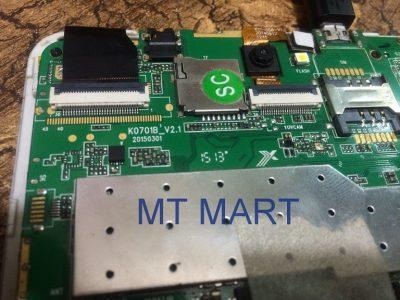 Mainboard id K0701B_V2.1 Stock Rom Firmware Flash File