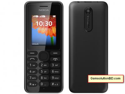 Nokia 108 RM-944 Bin Flash File Download 100% Tested