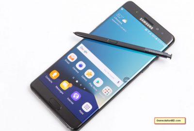 Samsung Clone Note 7 SM-N930F MT6580 Firmware Flash File