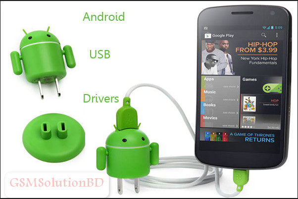 Android Smartphone Update USB 65XX Driver Download