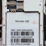 Samsung Clone A8 MT6572 Flash File