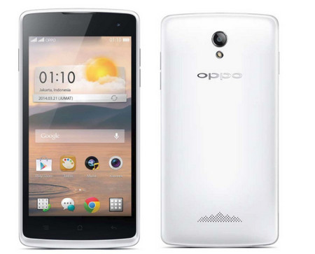 Oppo R1001 MT6572 Firmaware