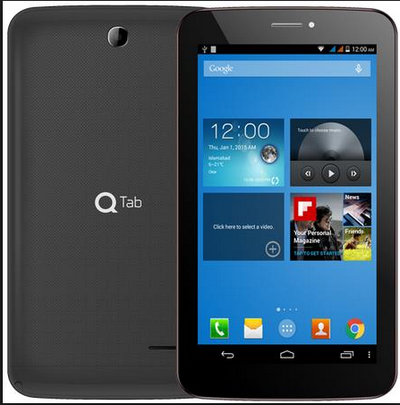 QTab Q150 MT6582 Firmware Flash File 100% Tested Download