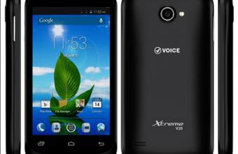 Voice V20 MT6572 Firmware Flash File 100% Tested Download