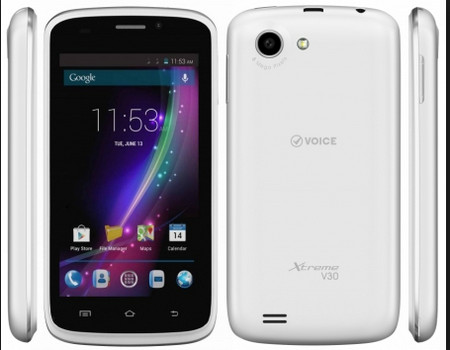 Voice V30 MT6577 Firmware