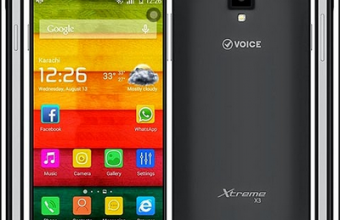 Voice Xtreme X3 MT6582 Firmware Flash File 100% Tested Download