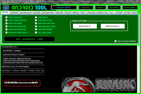 Universal Android Tool