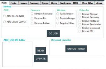 MobileSea Service Tool Crack Full Version Download Free